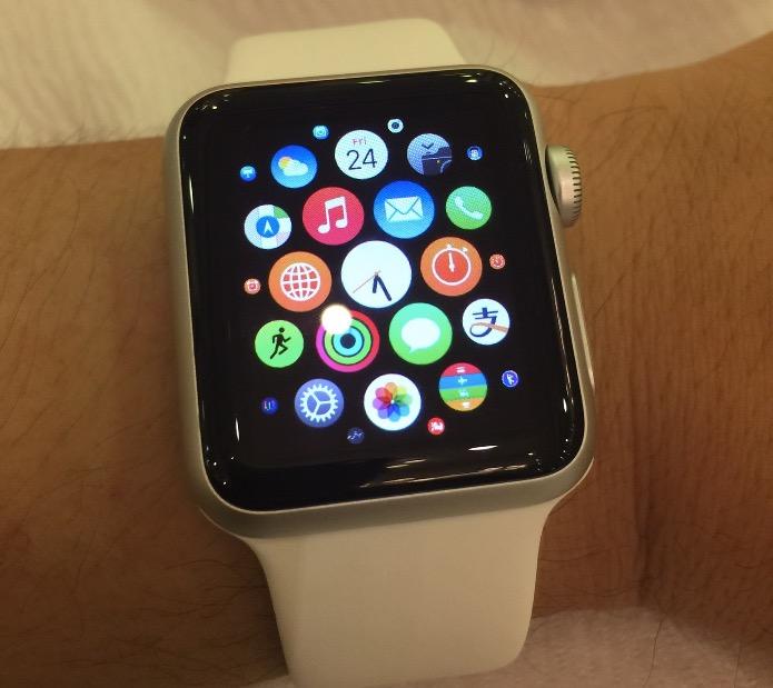 Apple Watch 使用体验