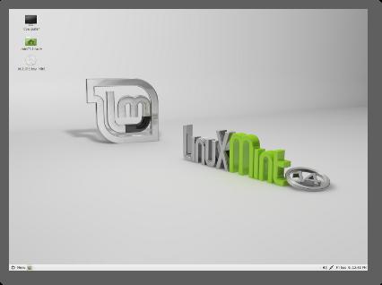 "Linux Mint 14 ""Nadia"" RC 发布!"