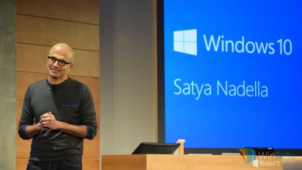 微软 CEO:微软绝对会将 WP 平台进行到底