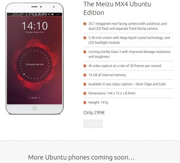更多的 Ubuntu 手机即将上市