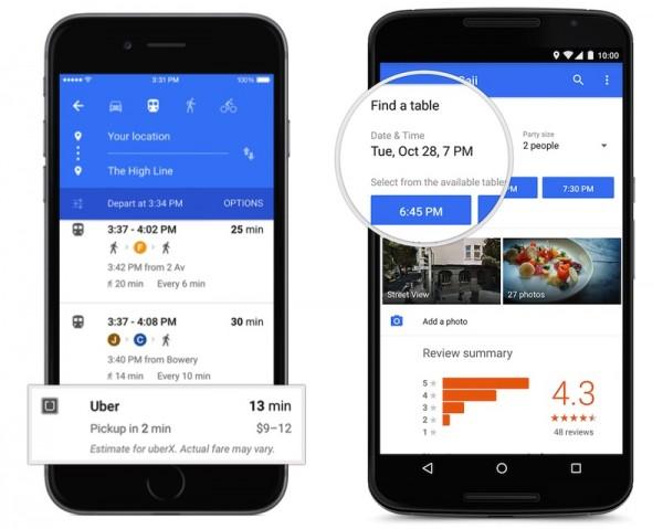 谷歌地图iOS版推更新 融入Material Design设计语言