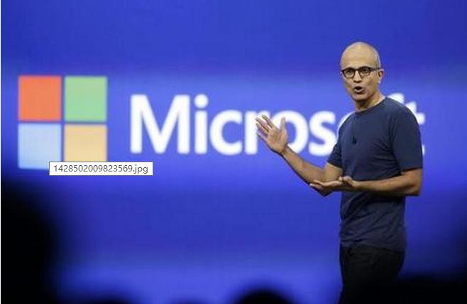 """微软纳德拉新官上任的""""三把火"""",烧得怎么样?"""
