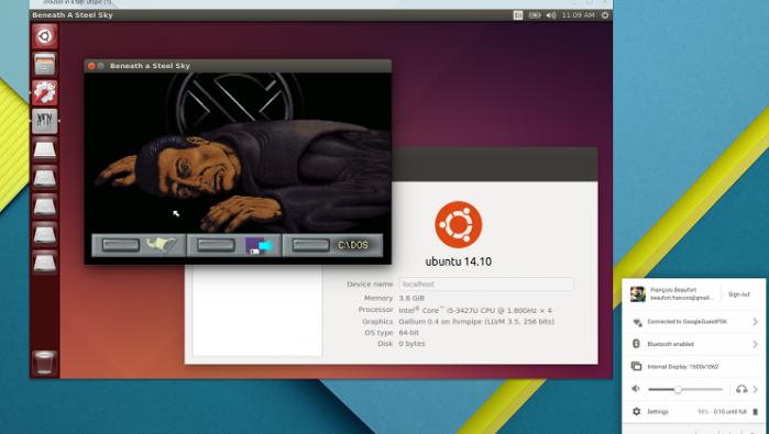 Chrome OS现已支持在窗口中运行Linux
