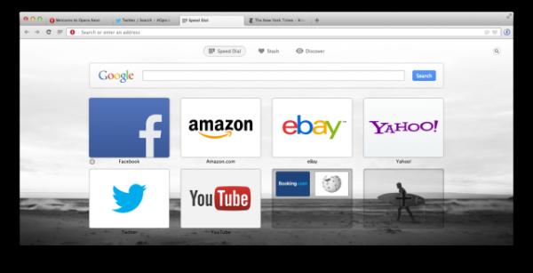 Opera 在可预见的未来不会发布 Linux 版本
