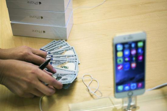 富士康生产一部iPhone6赚多少?25元人民币