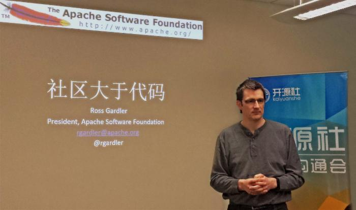 Apache 的开源社区法则