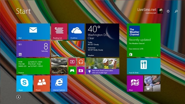 Windows 8.1 Update 1 更新包再次开放下载