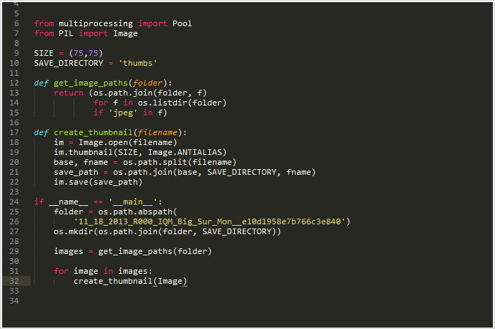 Python 并行任务技巧