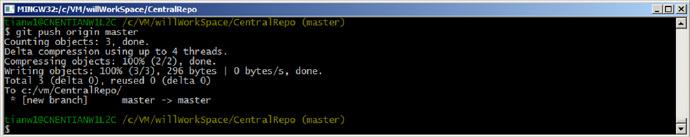 Git Step by Step (6):Git远程仓库