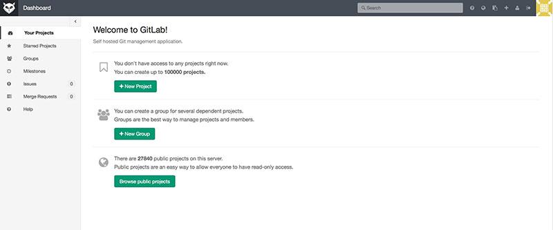 GitLab 7.12.0.rc3 发布,项目管理和代码托管平台