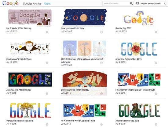 谷歌搜索的18个超酷有趣功能