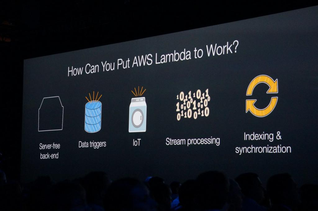 亚马逊发布事件驱动计算服务,可能改变程序员使用AWS的方式