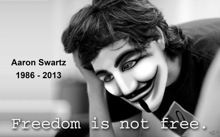 互联网之子–Aaron Swartz