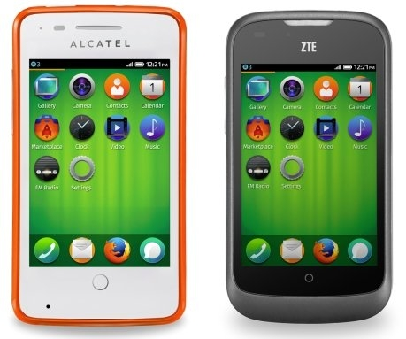 首款Firefox系统手机拉美开卖 只要600元