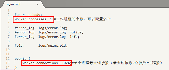 Nginx搭建反向代理服务器过程详解