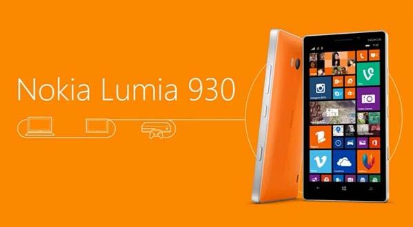 3599元:诺基亚Lumia 930行货正式降临
