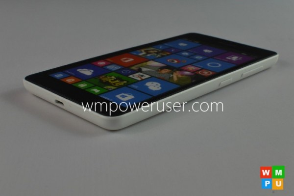 发布在即:更多Lumia 535真机照流出