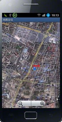 android定位和地图开发实例