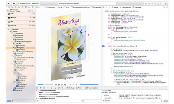 苹果向开发者发布 Xcode 6.3.2 GM版 修复 Bug