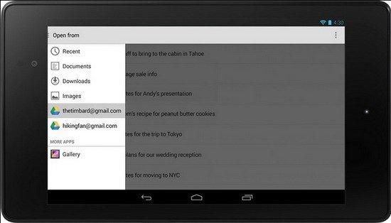 Android 4.4 新特性分析-15项大改进!