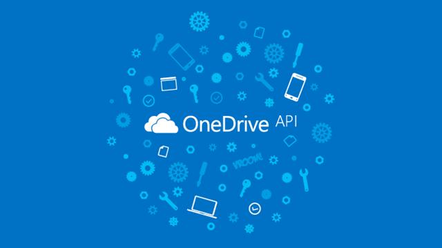 微软宣布新 OneDrive API