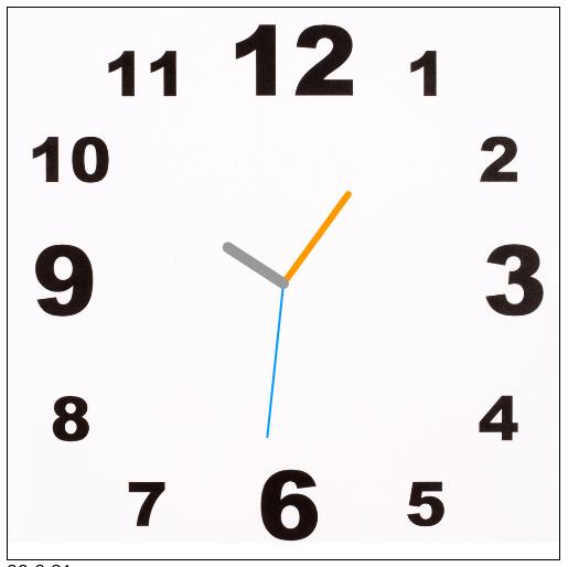 利用HTML5 Canvas实现一个时钟