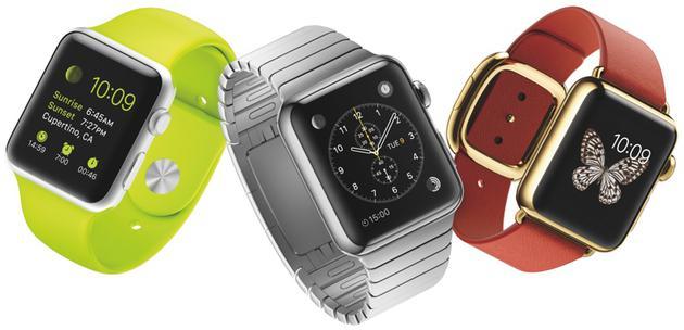 第一代 Apple Watch