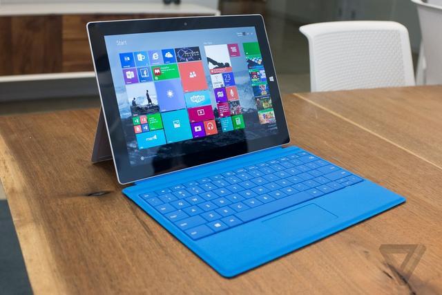 微软Surface 3上手:就是普通Windows笔记本