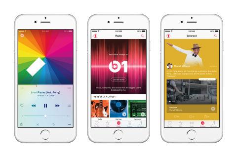 Apple Music 发布之前,你需要知道的几个细节