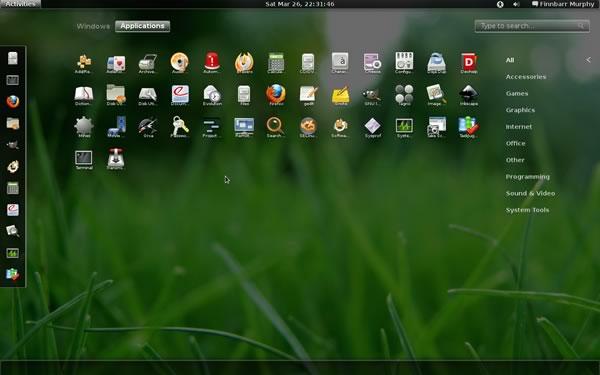 GNOME 3.14.2 发布,Linux 桌面