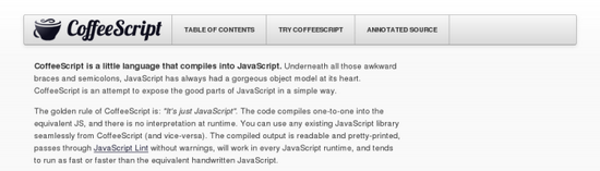 JavaScript 的替代品