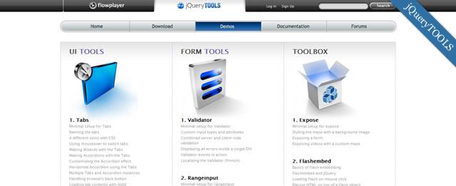 12个热门的JavaScript的Web UI库,框架和Web开发人员工具包