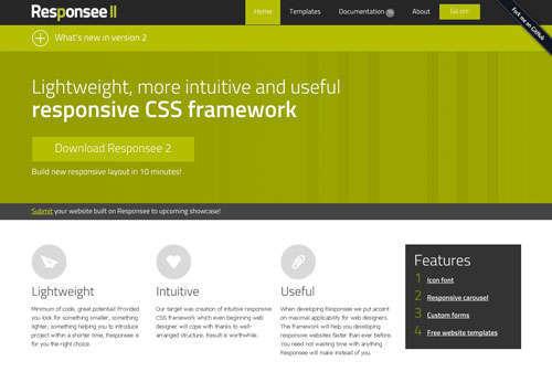 20个免费的和令人兴奋的CSS3库,框架和工具