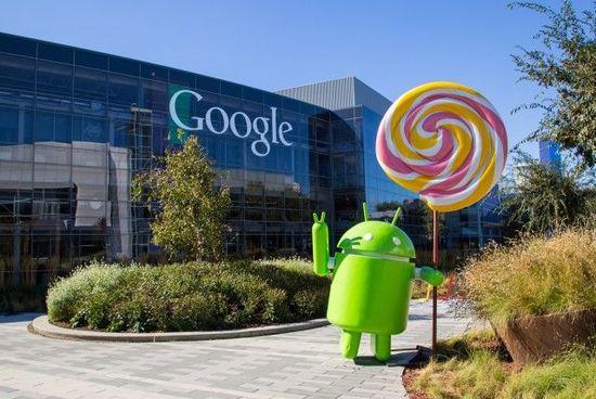 谷歌高管揭秘Lollipop:有史以来最开放的安卓