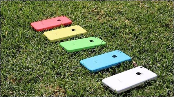 还觉得iPhone 5c很失败?你错了!