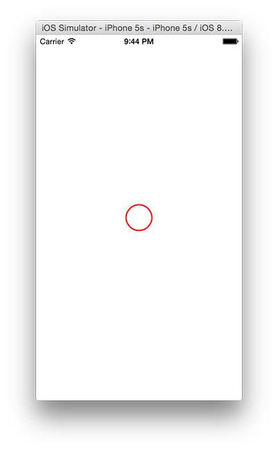 使用CAShapeLayer来实现圆形图片加载动画