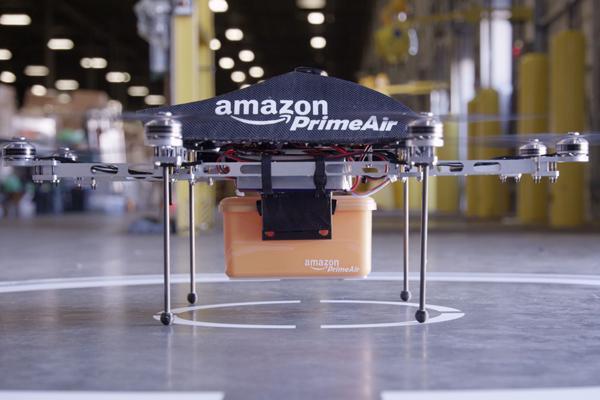 亚马逊扫描西雅图居民后院 无人机递送服务即将启动