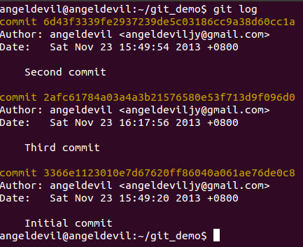 Git与Repo入门