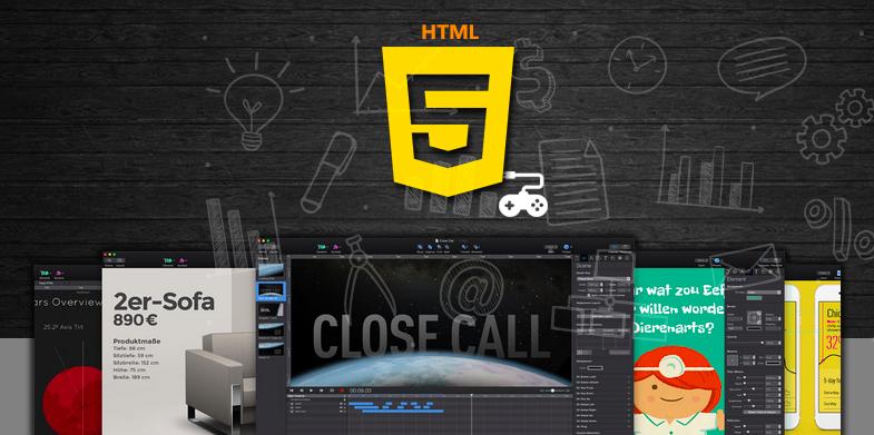 12款卓越工具帮你利用HTML5创建动画效果