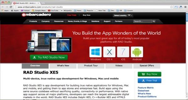 每个开发人员必须拥有的10个移动开发工具