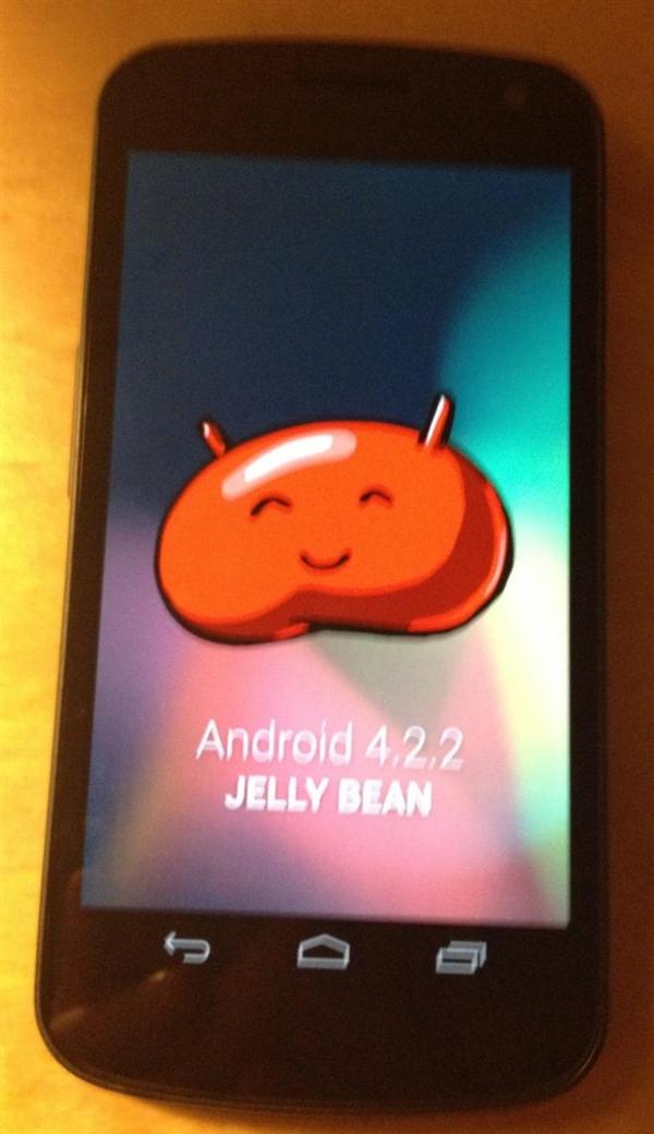 Google月底将推Android 4.2.2