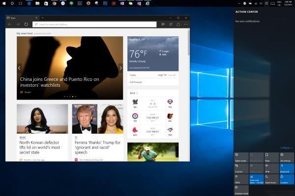 微软 Edge 浏览器体验:有实力让你放弃 Chrome
