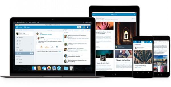 WordPress宣布代码开源与网站大改版:并推出新款桌面应用
