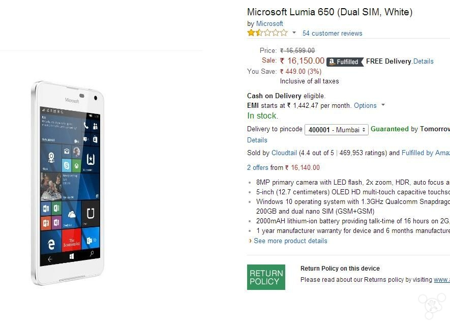 印度粉丝吐槽微软650定价高 考智商卖情怀?