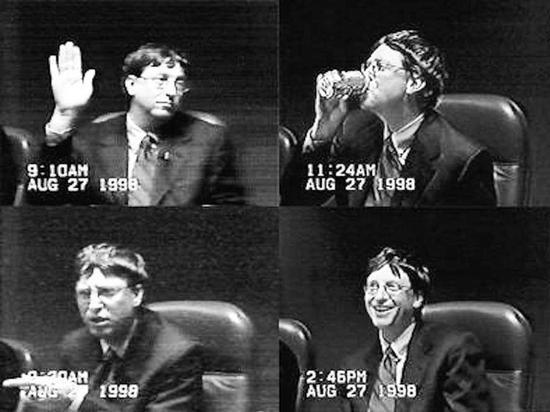 盖茨60大寿:这十七张照片记录了他的那些大事件