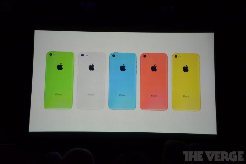 4488 元!是 iPhone 5c,不是廉价版 iPhone