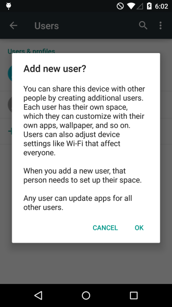 Android 5.0:手机再也不怕熊孩子啦!