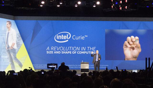 英特尔推出全新可穿戴设备处理器Curie
