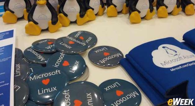 微软爱Linux,微软资助Linux峰会