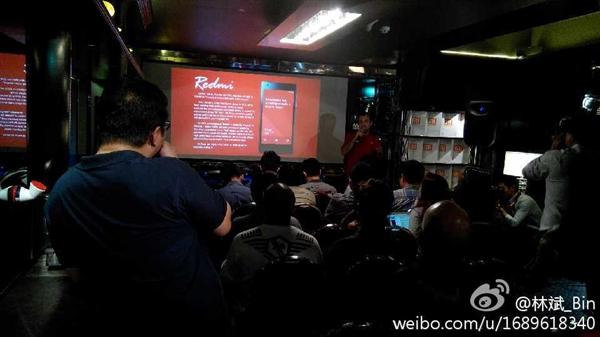 小米3/红米正式登陆新加坡:用上英文名